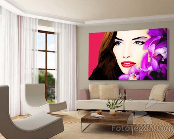 Foto effetto Pop Art