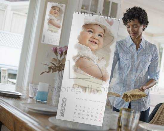 calendario multipagina