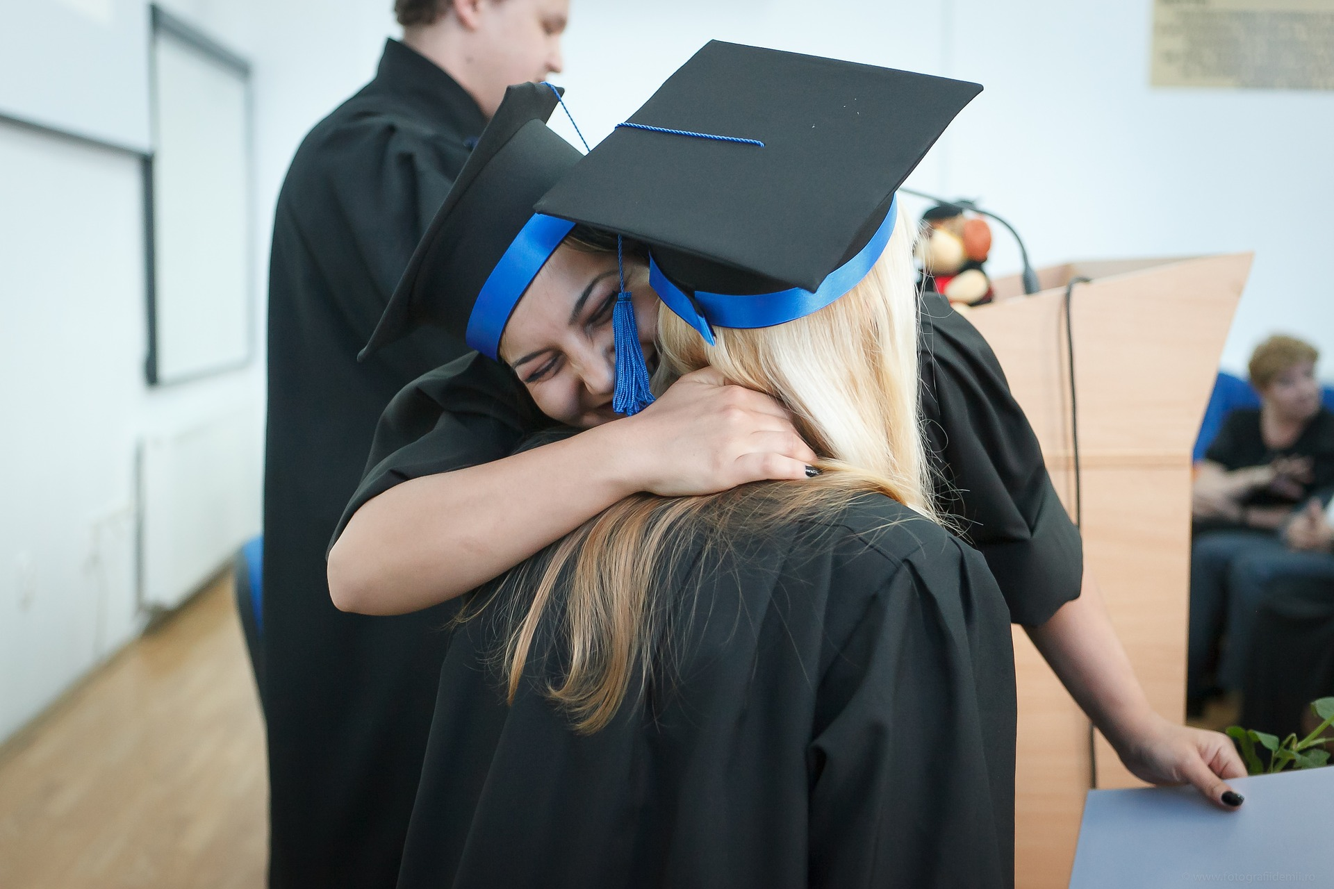 festeggiare laurea