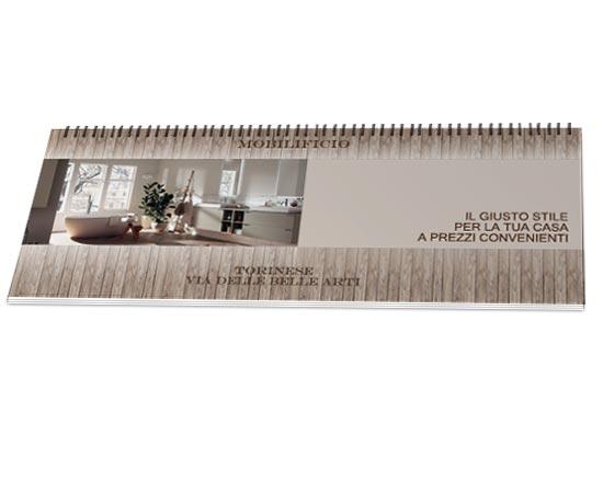 calendari da scrivania
