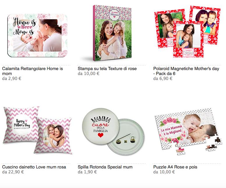 regali personalizzati festa della mamma