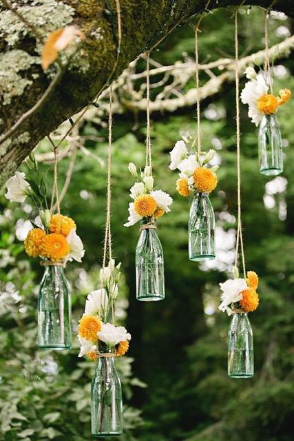 idee per un matrimonio in giardino