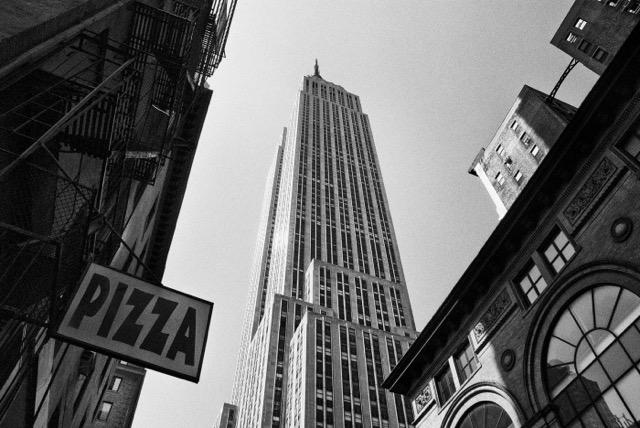 foto grattacieli in prospettiva