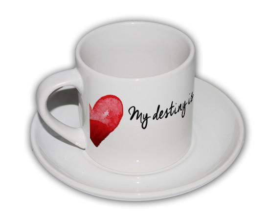 tazzina da caffè san valentino
