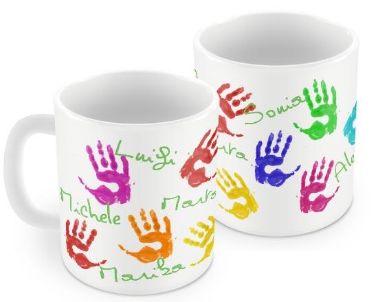 tazza personalizzata per maestra