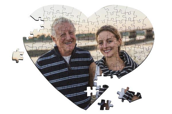 Puzzle cuore