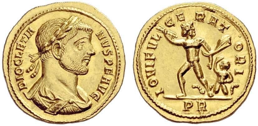 aureo Diocleciano