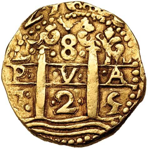 8 escudos Lima Luis I