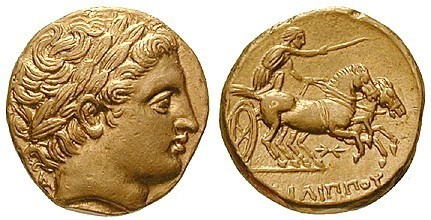 estátera Filipo II