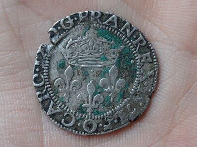 doble sol París Carlos IX