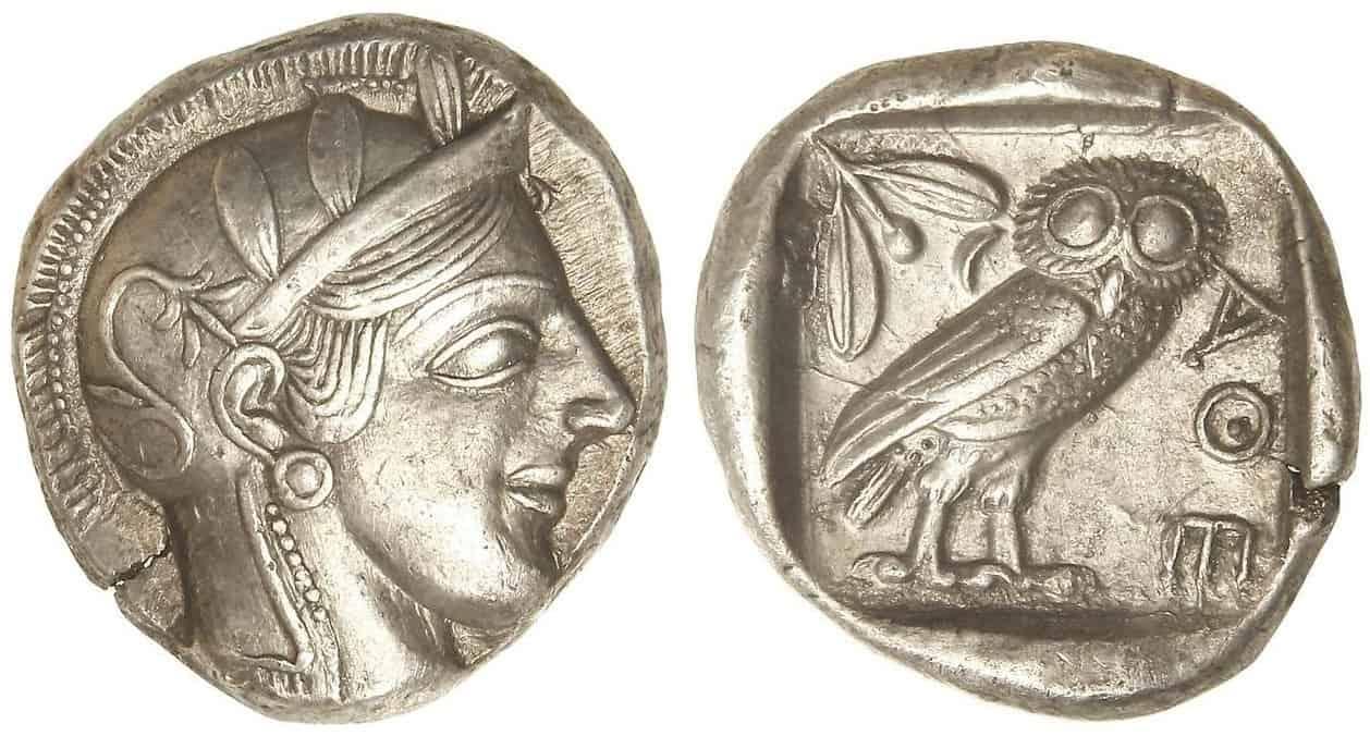 lechuza de Atenea