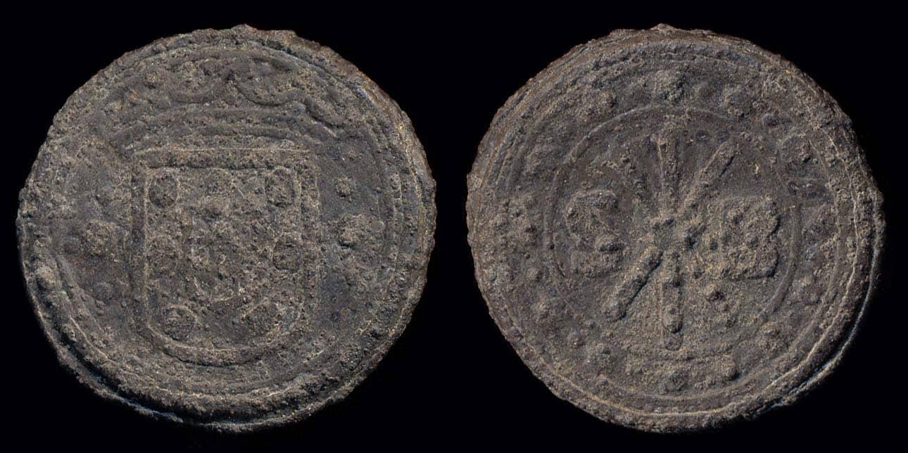 tin coin Malacca