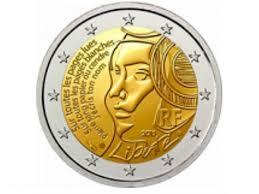 Francia, 2 euros conmemorativos
