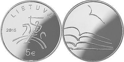 Lituania, 5 euros