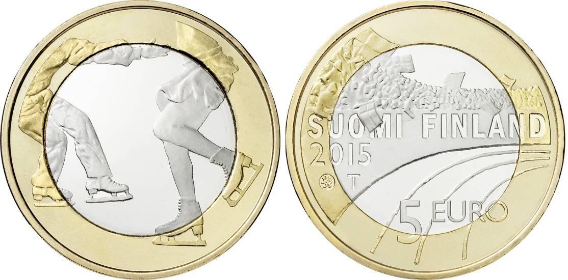 Finlandia, 5 euros