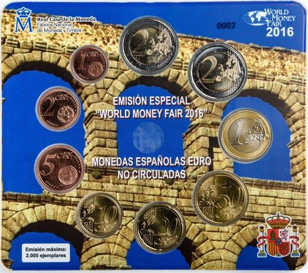 cartera España WMF 2016