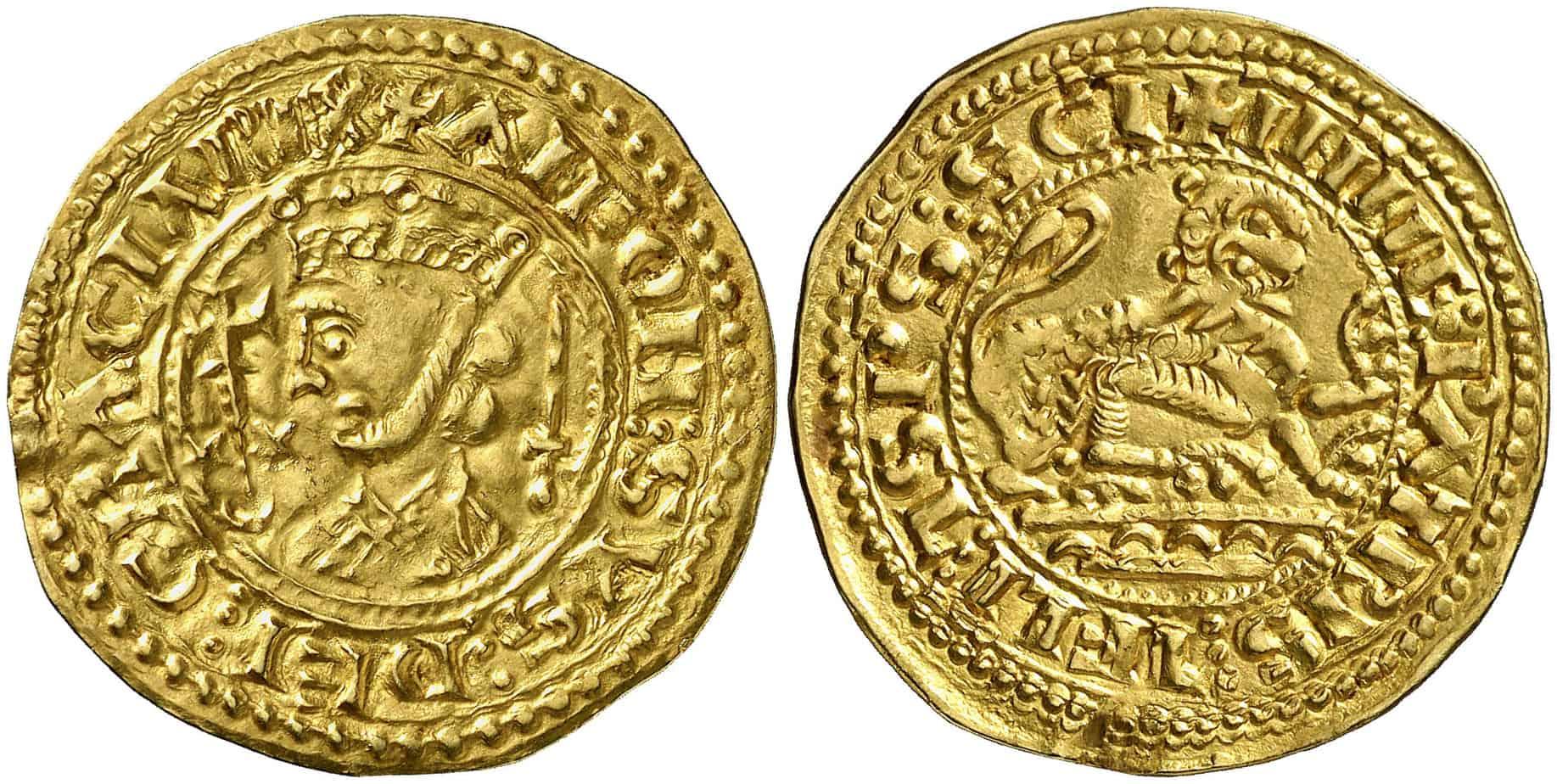 morabetino de Fernando II