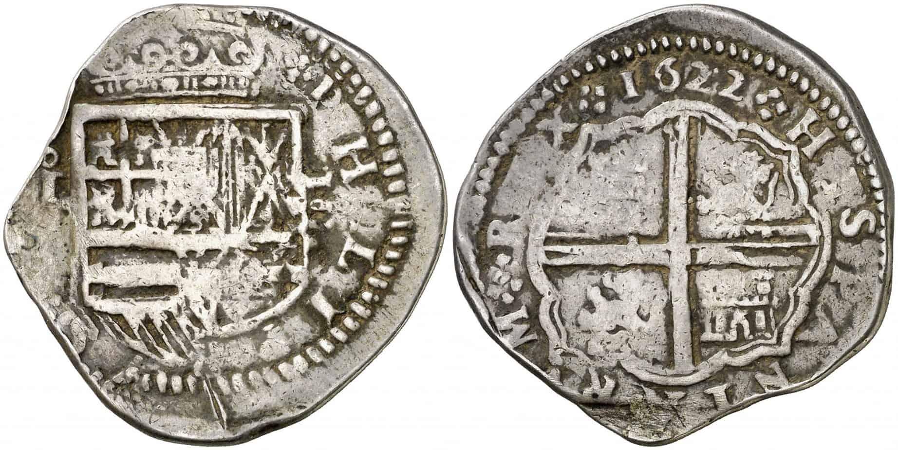8 reales Potosí