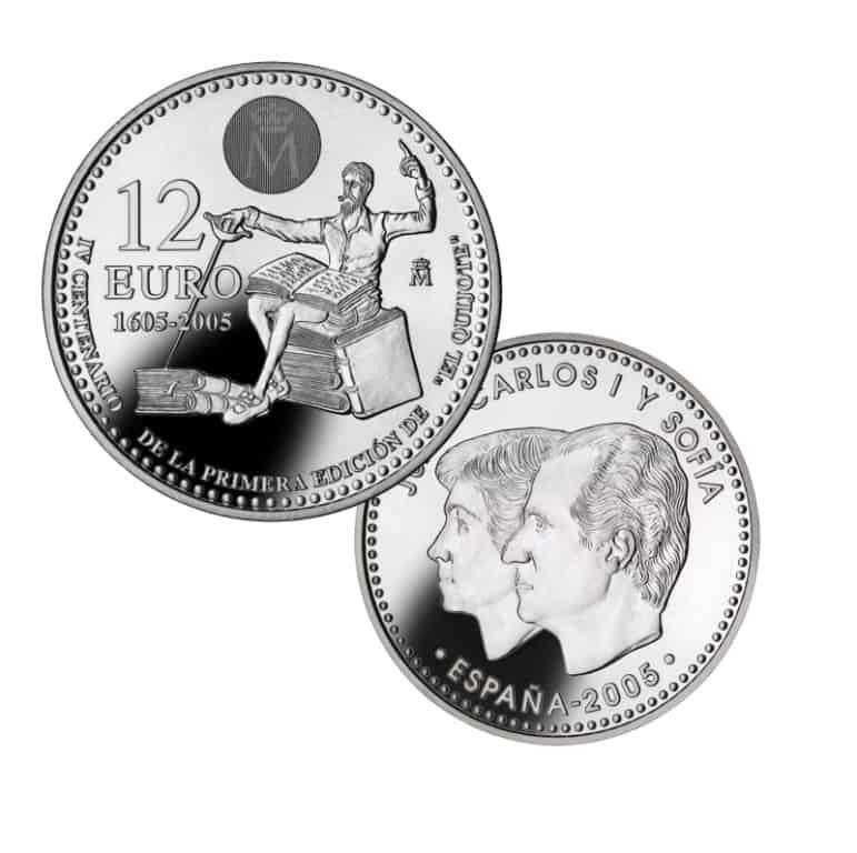 12 euros Quijote