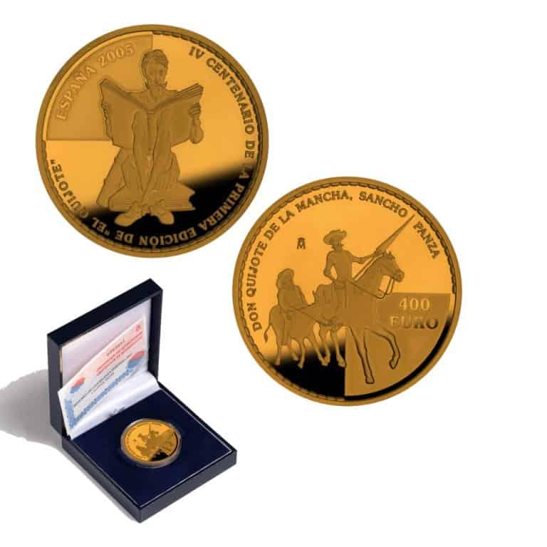 400 euros Quijote