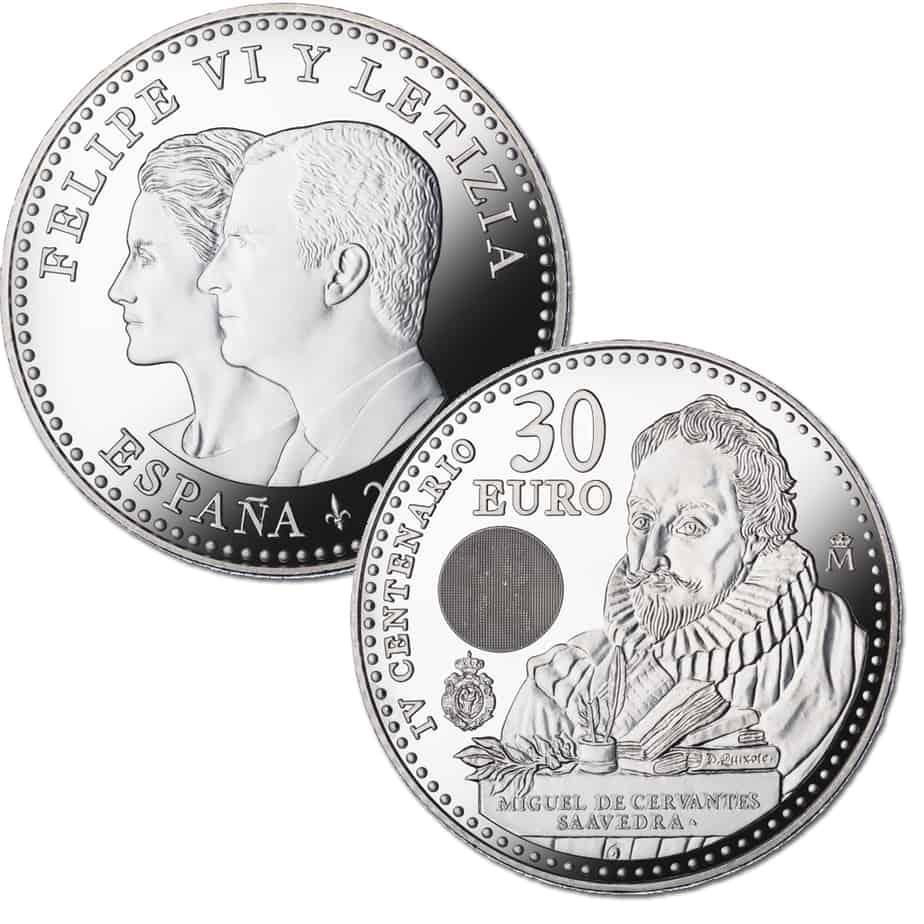 30 euros Quijote 2016