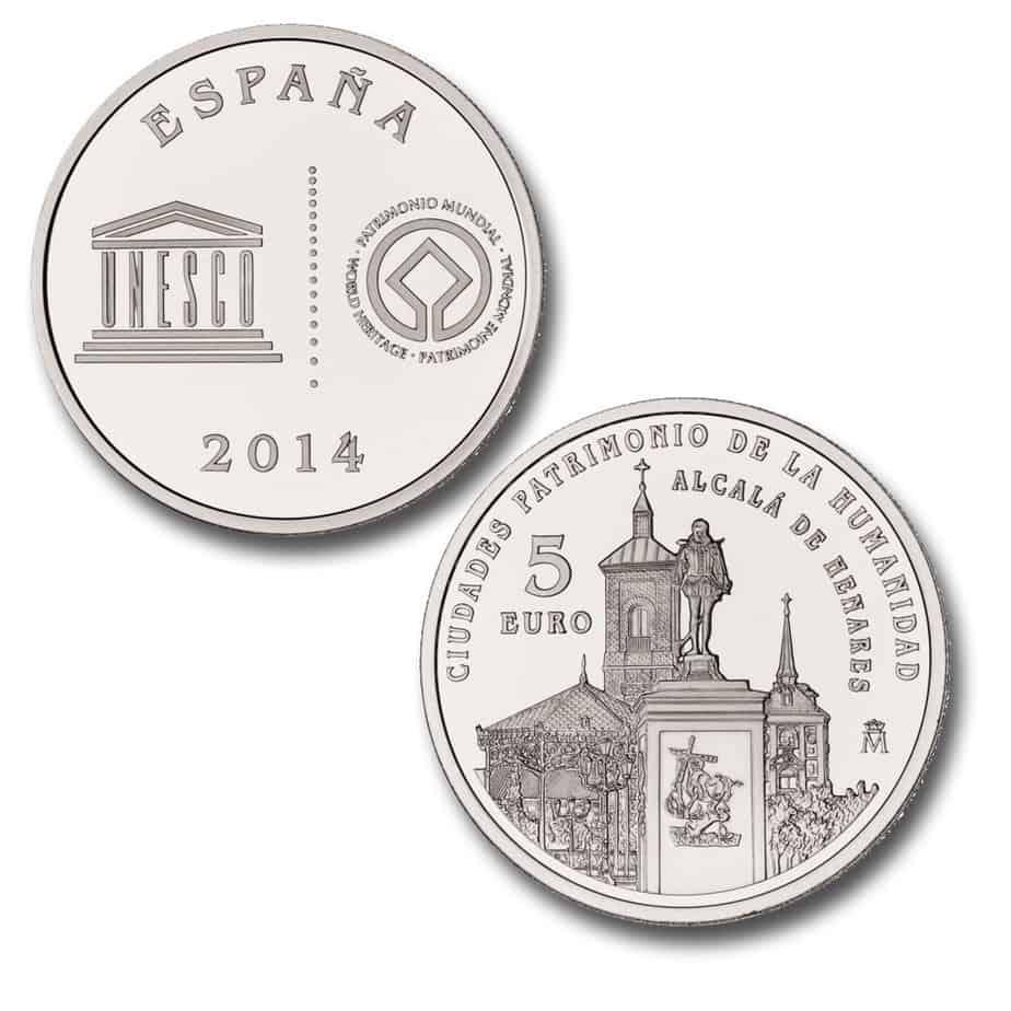 5 euros Alcalá