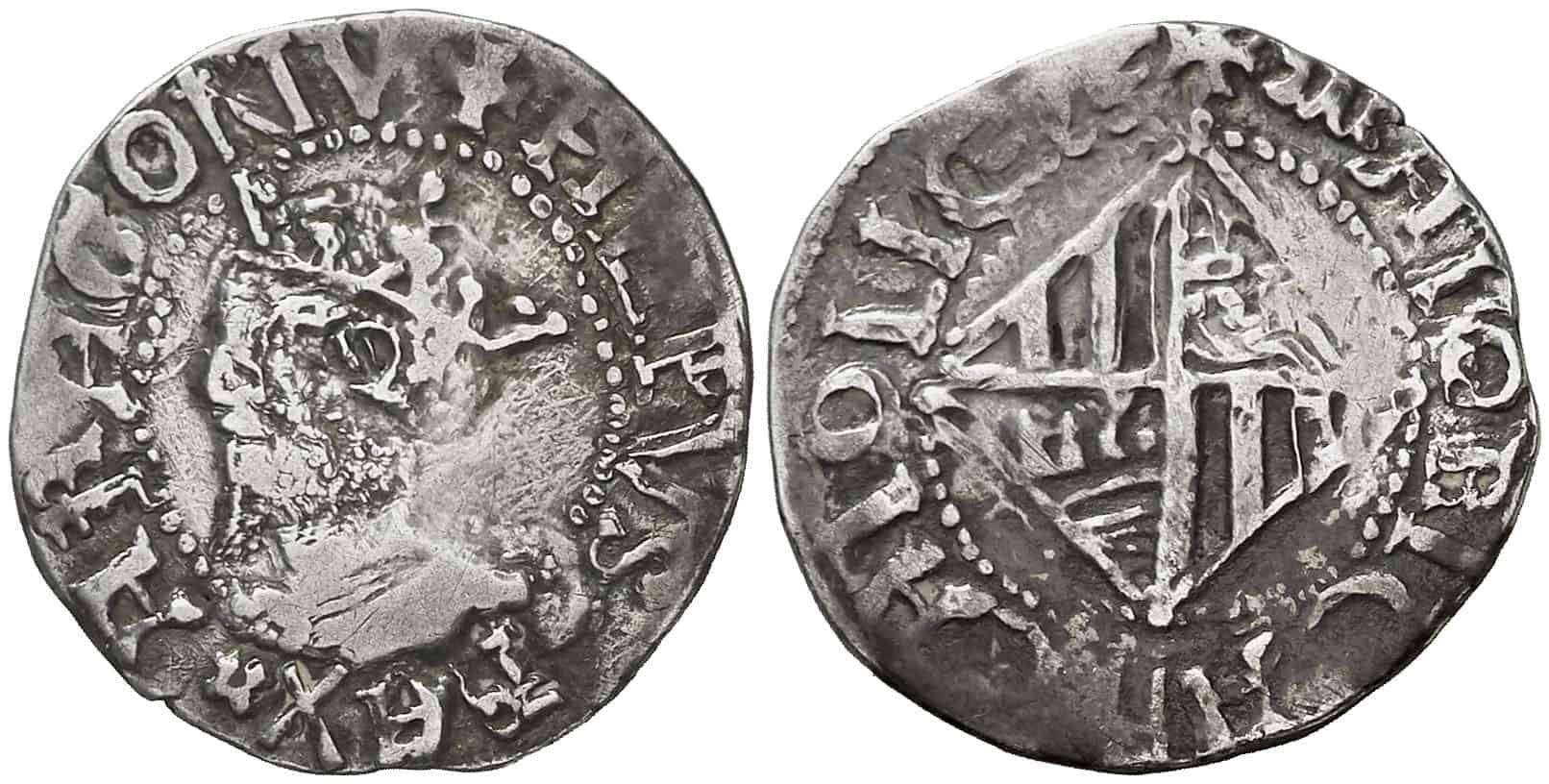 1 real Mallorca Felipe II