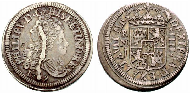 4 reales Madrid