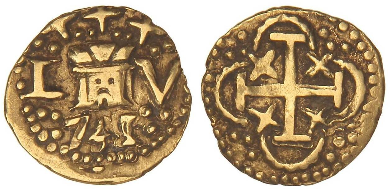 escudo Lima 1741