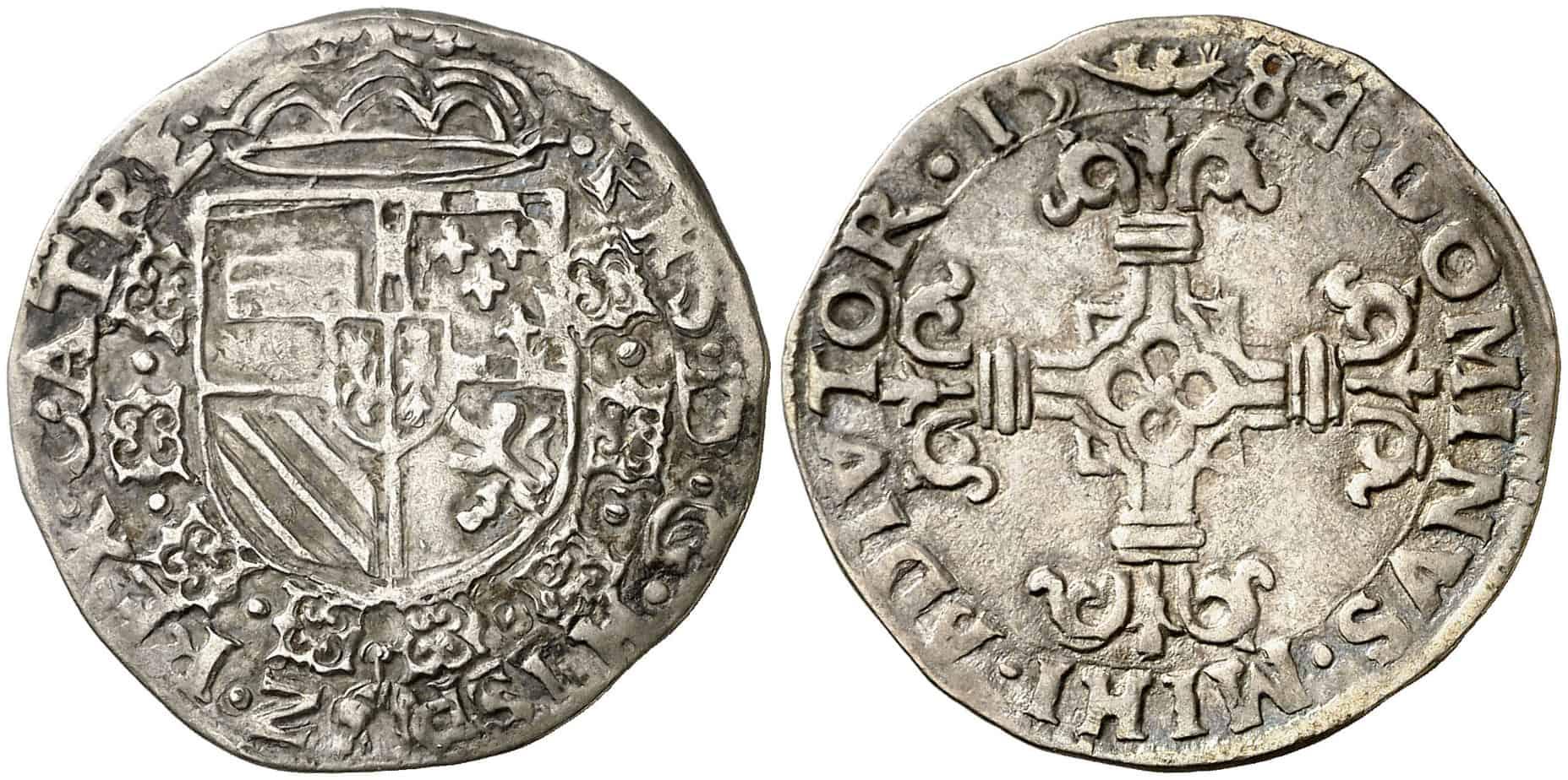 1/20 escudo Arras