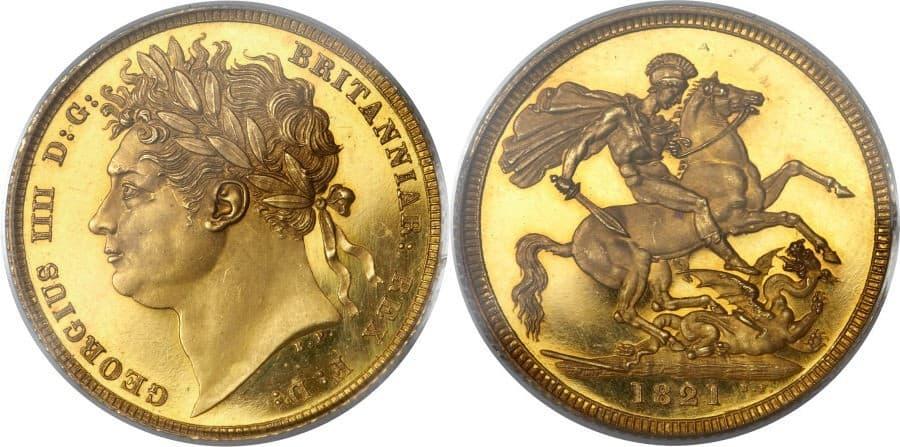 soberano Jorge IV