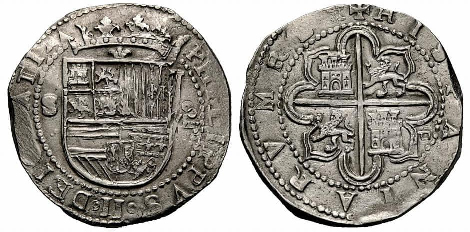 duro sevilla Felipe II