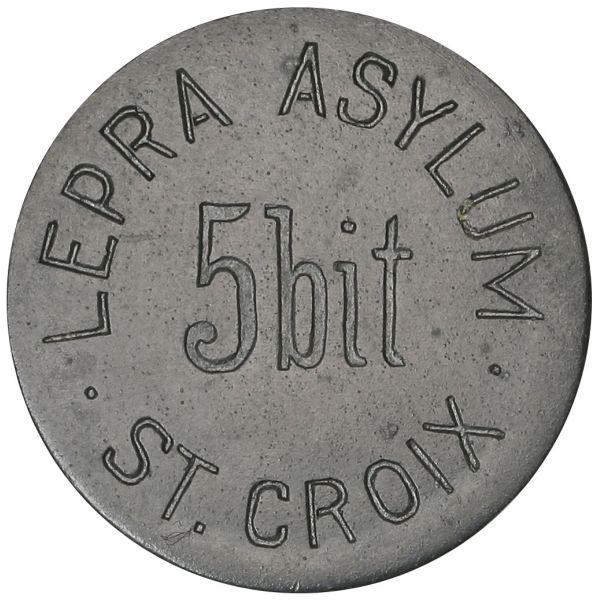 moneda lazareto