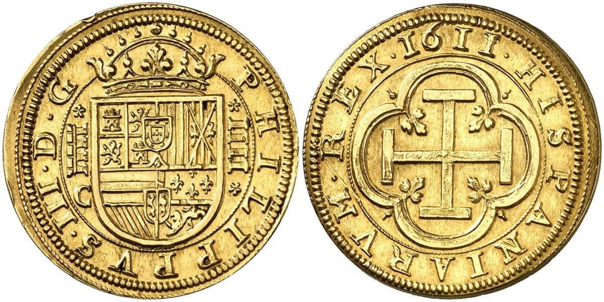 4 escudos Segovia