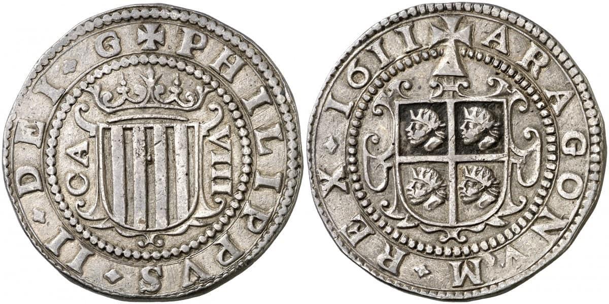 8 reales Zaragoza