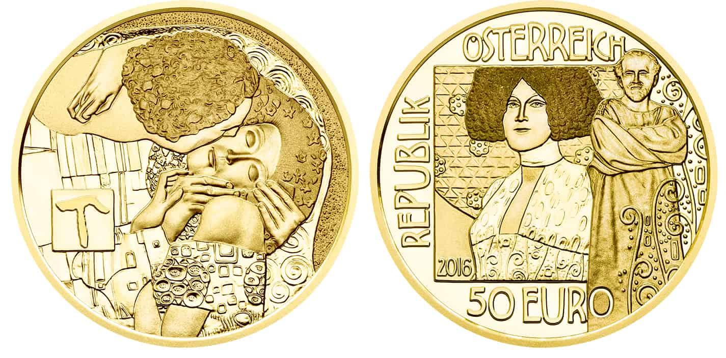 50 euros Klimt