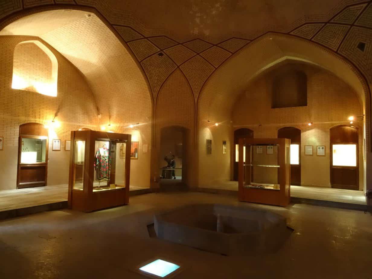 museo monedas Kermaán