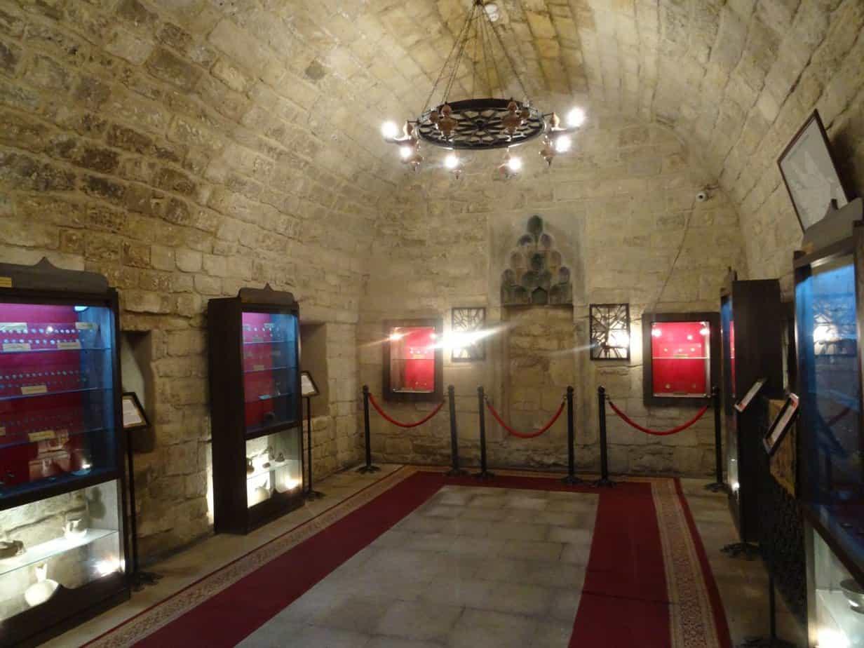 Museo monedas Bakú