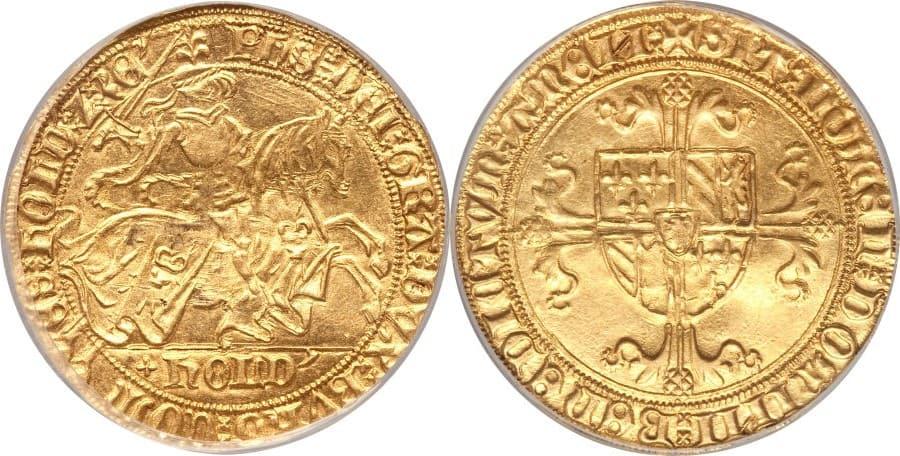 cavalier d'or