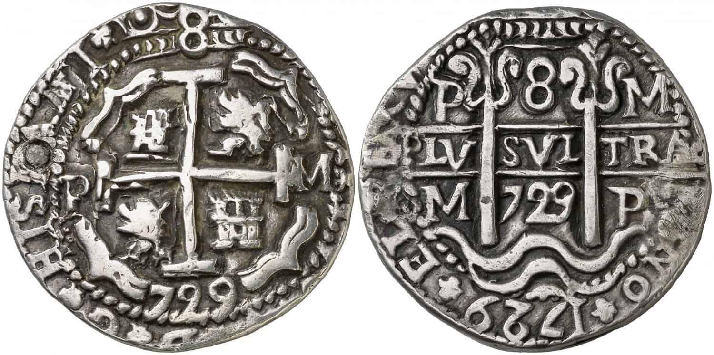 redondo Potosí 1729