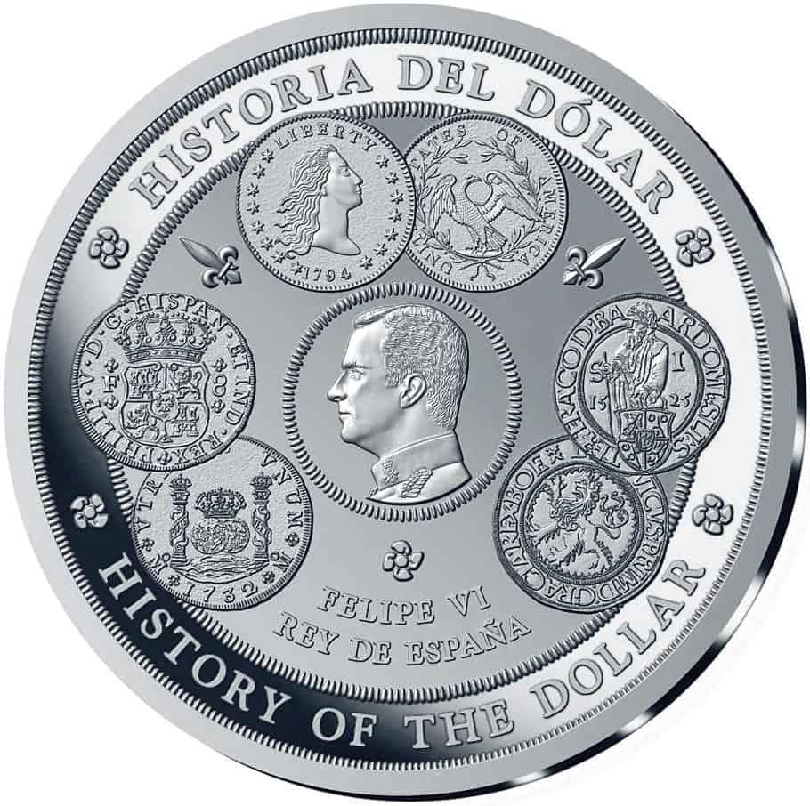 moneda 1 kilo FNMT