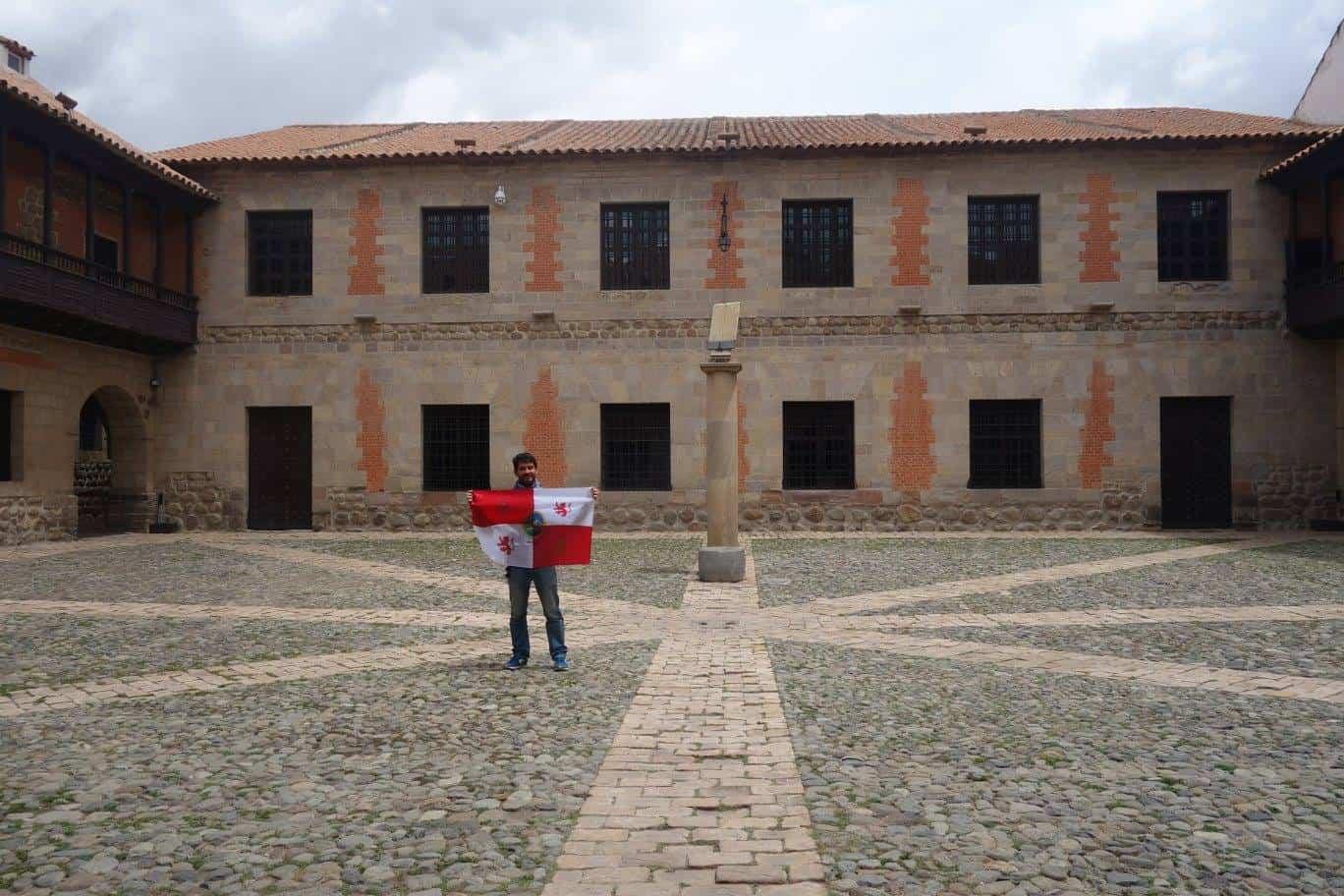 casa de la moneda de Potosí