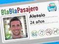 Alessio, de Erasmus por España