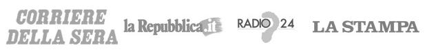 Corriere, Repubblica, Radio24 e La Stampa parlano di noi!