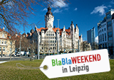 BlaBla-Weekend in Leipzig