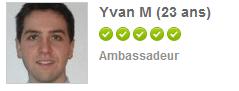 Yvan M