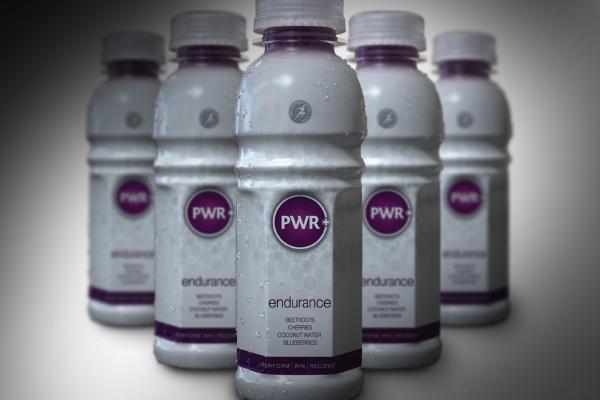 PWR+ bottles