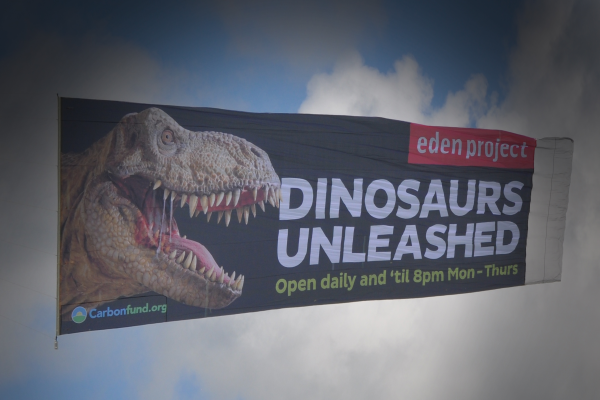 Eden aeral banner