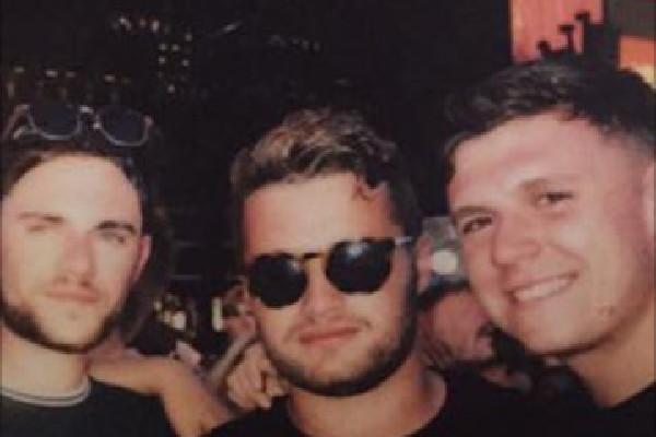 Josh @ a Festival