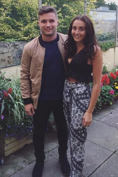 Josh & his missus